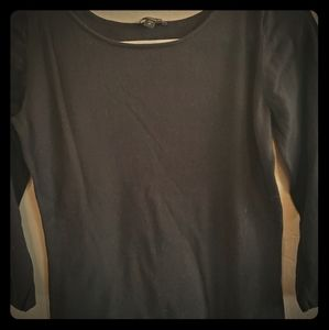 EXPRESS Knit Blouse 3/4 sleeve